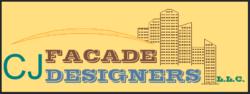 CJ FACADE DESIGNERS Logo